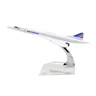 Модель пасажирський літак Concorde Air France