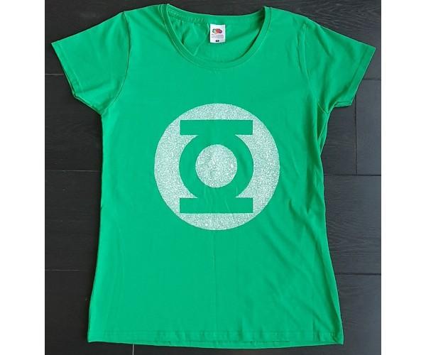 Футболка Зелений Ліхтар Green Lantern