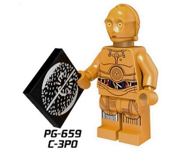 Мініфігурка C-3PO