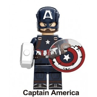 Мініфігурка Капітан Америка