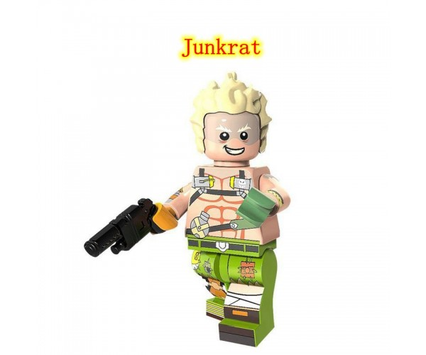 Мініфігурка Junkrat