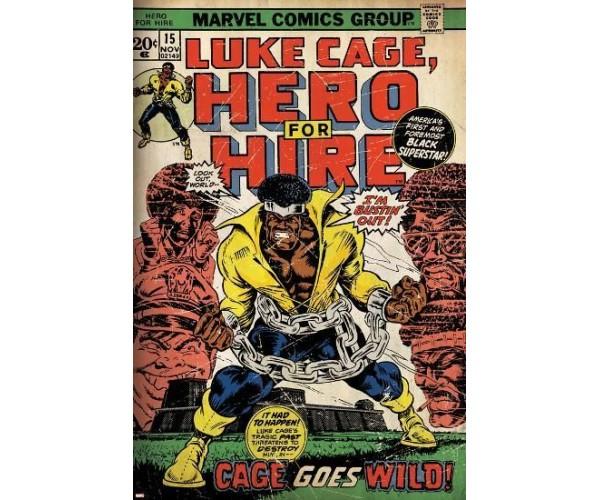 Листівка Luke Cage 01