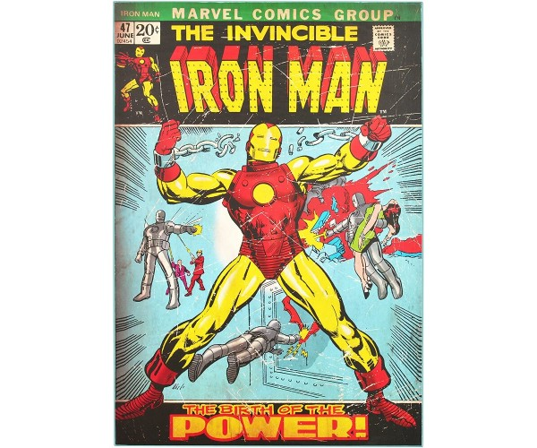 Листівка Iron Man #47