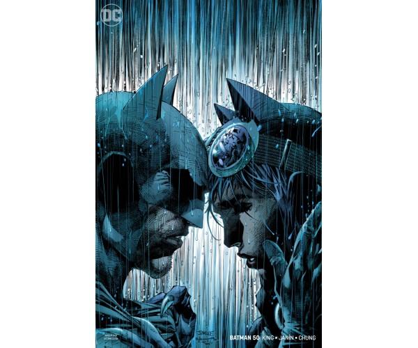 Листівка Бетмен Batman #50