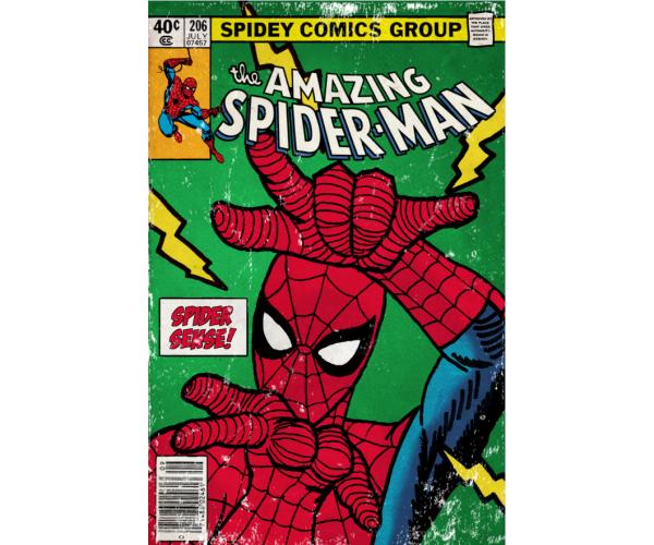 Листівка Spider Man #206
