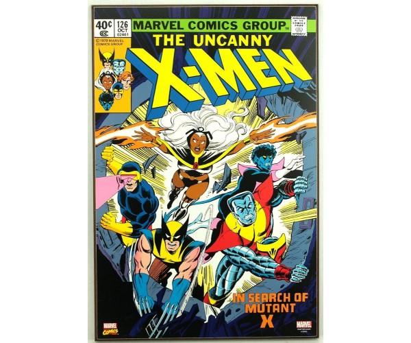 Листівка X-men #126