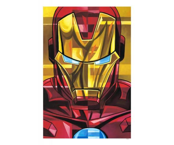 Листівка Iron Man 01