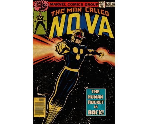 Листівка Nova #122