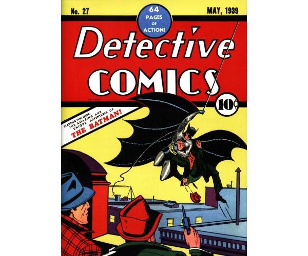 Постер Detective Comics