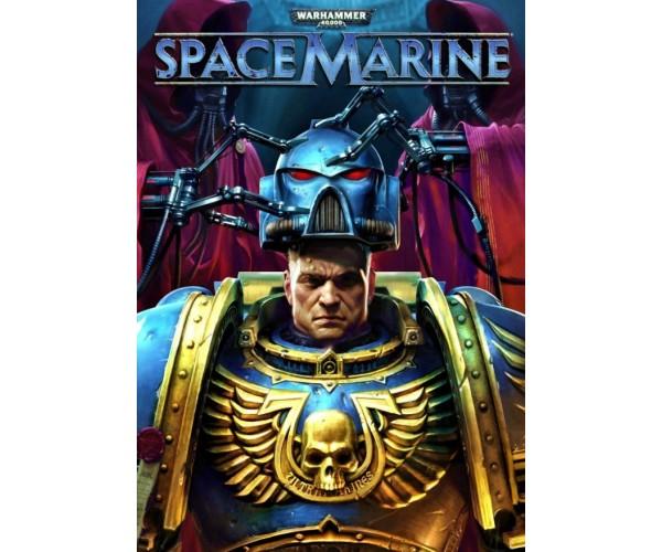Постер Warhammer 40000 A3 01