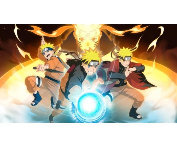 Постер Наруто Naruto A3 01