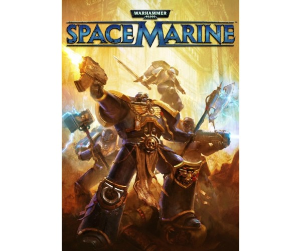 Постер Warhammer 40000 A3 03