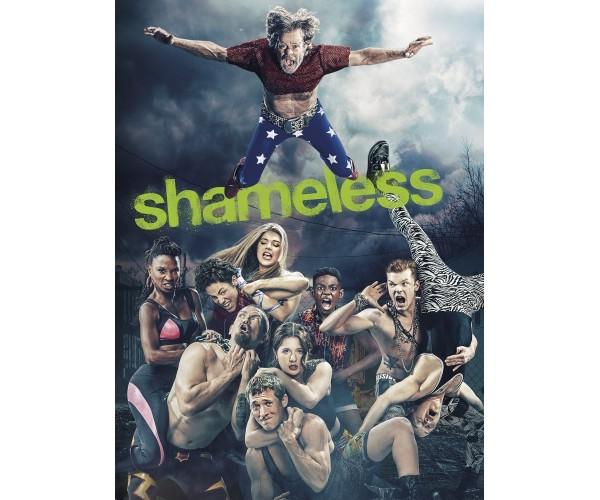 Постер Shameless