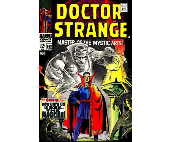 Постер Doctor Strange #169