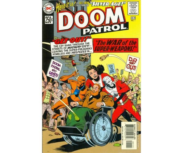 Постер Doom Patrol #1