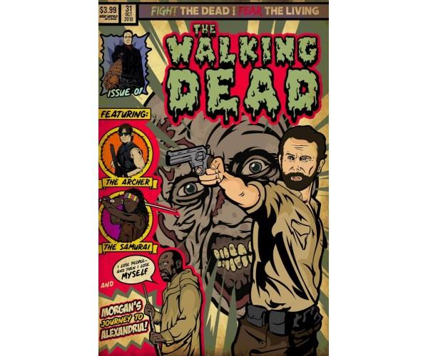 Постер Walking Dead