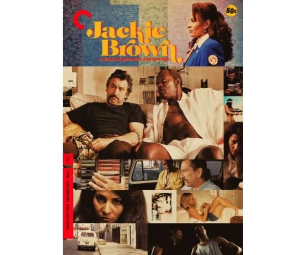 Постер Jackie Brown Quentin Tarantino Movies