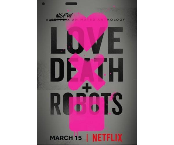 Постер Love, Death & Robots