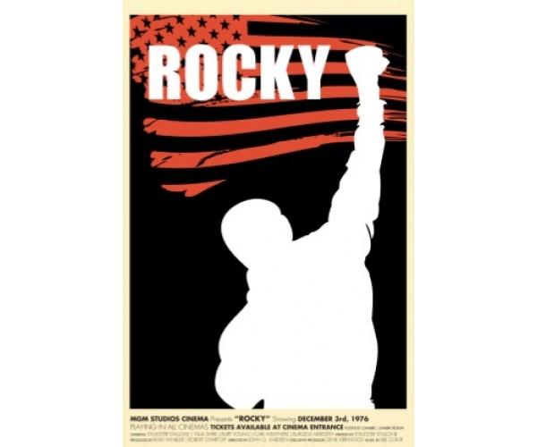 Постер Rocky