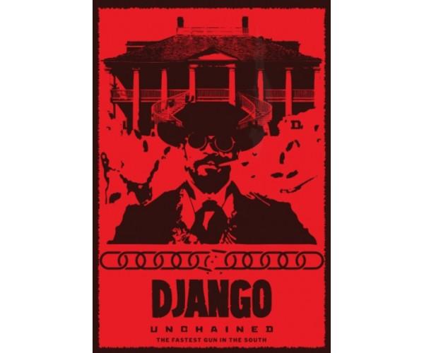 Постер Django Unchained Quentin Tarantino Movies