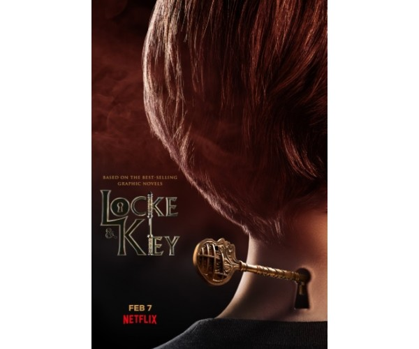 Постер Locke & Key
