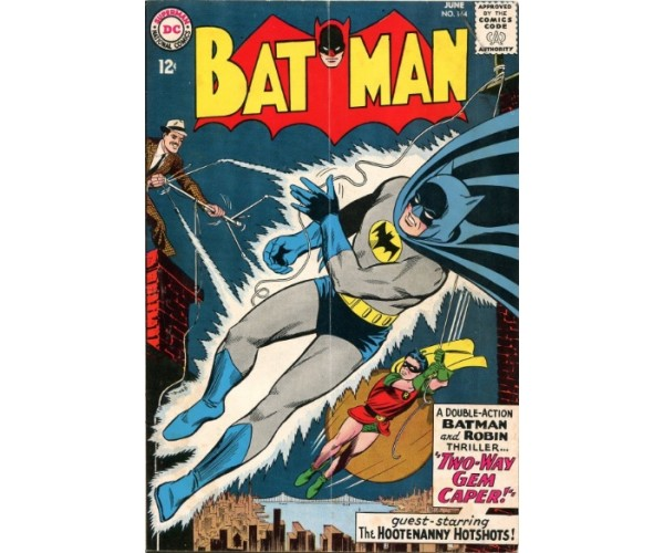 Постер Batman 013