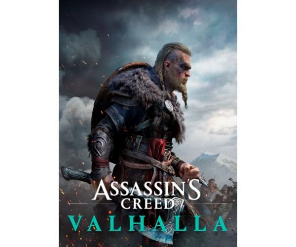 Постер Assassin's Creed Valhalla 01