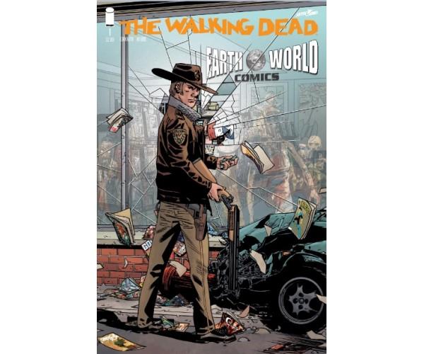 Постер The Walking Dead #1