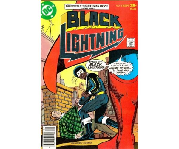 Постер Black Lightning