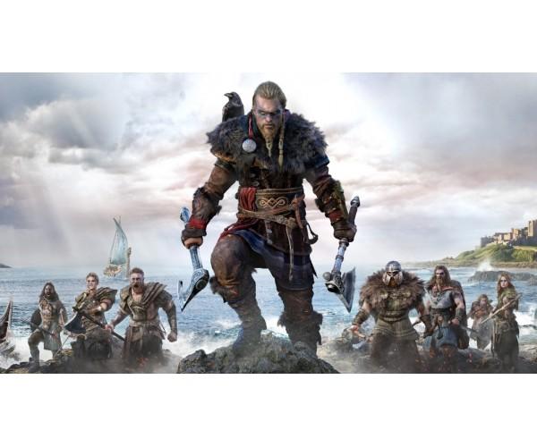 Постер Assassin's Creed Valhalla 02