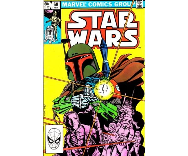 Постер Star Wars comics 01