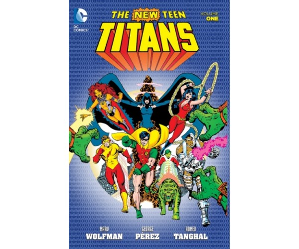 Постер Юні Титани