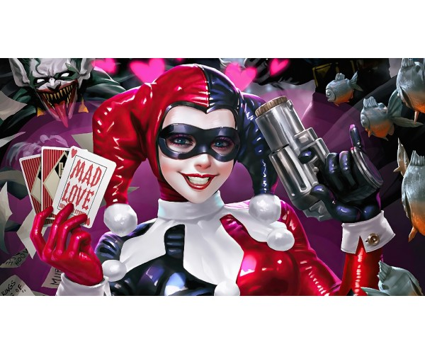 Постер Harley Quinn 05