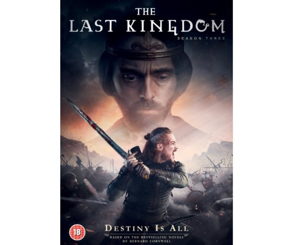 Постер The Last Kingdom