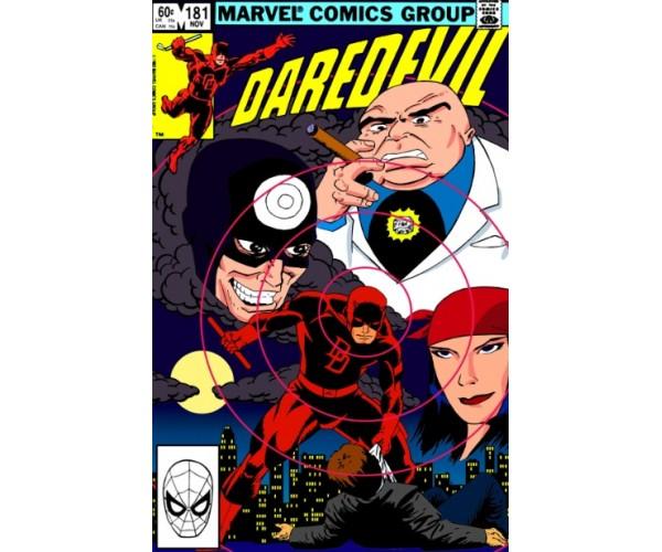 Постер Daredevil 05