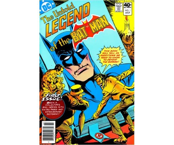 Постер Batman 015