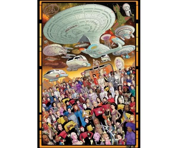 Постер Star Trek 06