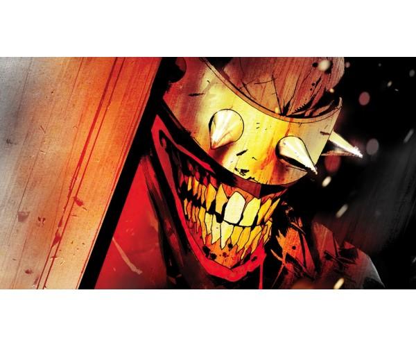 Постер The Batman Who Laughs