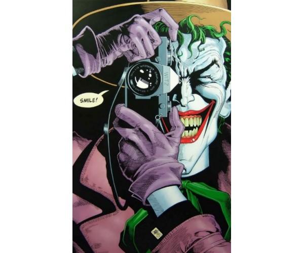 Постер Batman: The Killing Joke