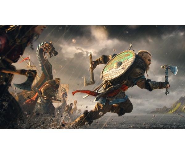 Постер Assassin's Creed Valhalla 09