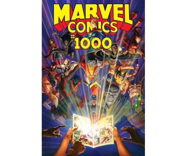 Постер Marvel Comics 1000