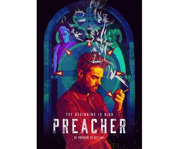 Постер Проповідник 02