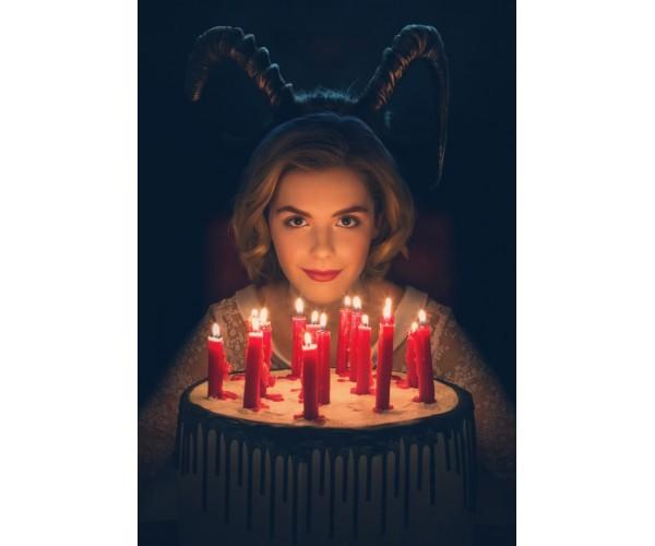 Постер Chilling Adventures of Sabrina