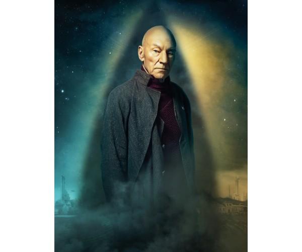 Постер Star Trek: Picard 02