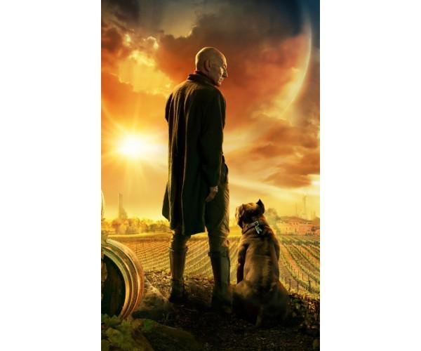 Постер Star Trek: Picard 01