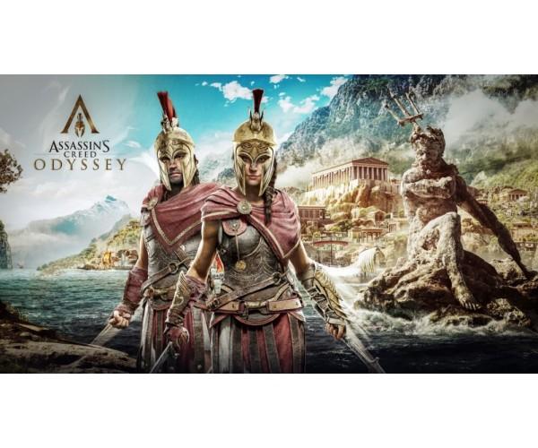 Постер Assassin's Creed Odyssey