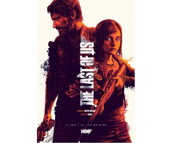 Постер The Last of Us 03