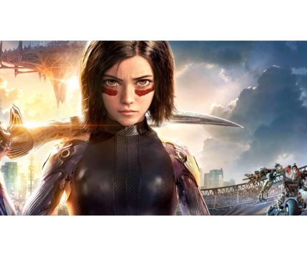 Постер Alita: Battle Angel