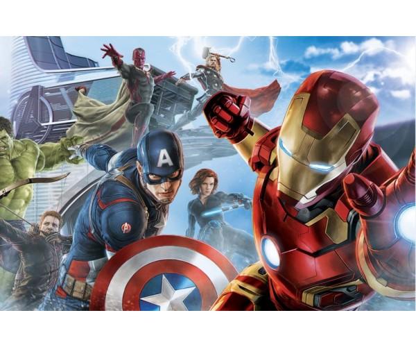 Постер Avengers 12