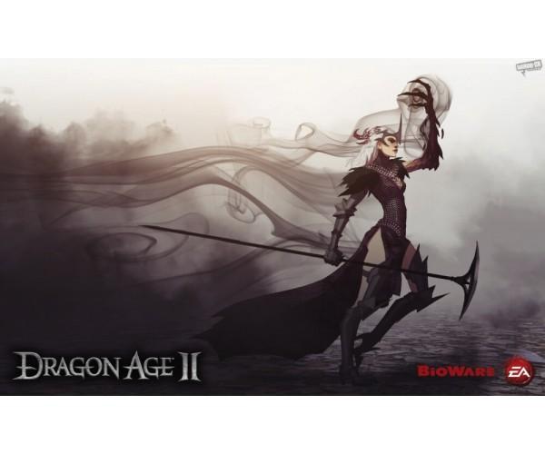 Постер Dragon Age 01